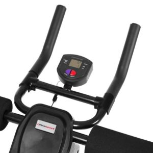 Ultrasport Bauchtrainer Ultra 150 - Fitness Power AB Trainer - Trainingscomputer