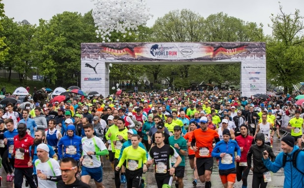 Wings for Life 2017 München