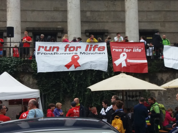Run For Life Event
