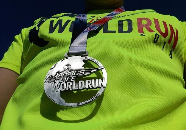 Wings for Life World Run 2018 Lauf in München – Erfahrungsbericht
