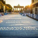 Berlin Marathon vor dem Start